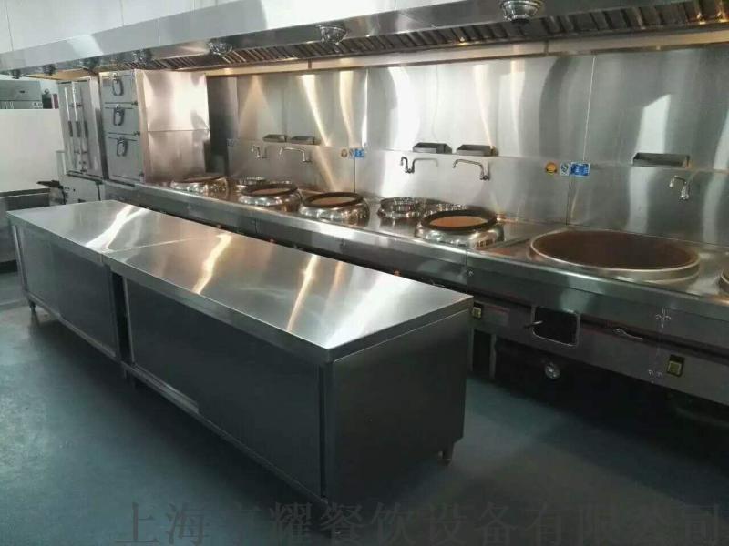 小飯店廚房設備清單 小飯店廚房佈局設計 小飯店後廚設備報價