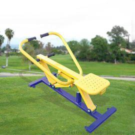 雲南臨滄社區健身器材使用年限單人腹肌板