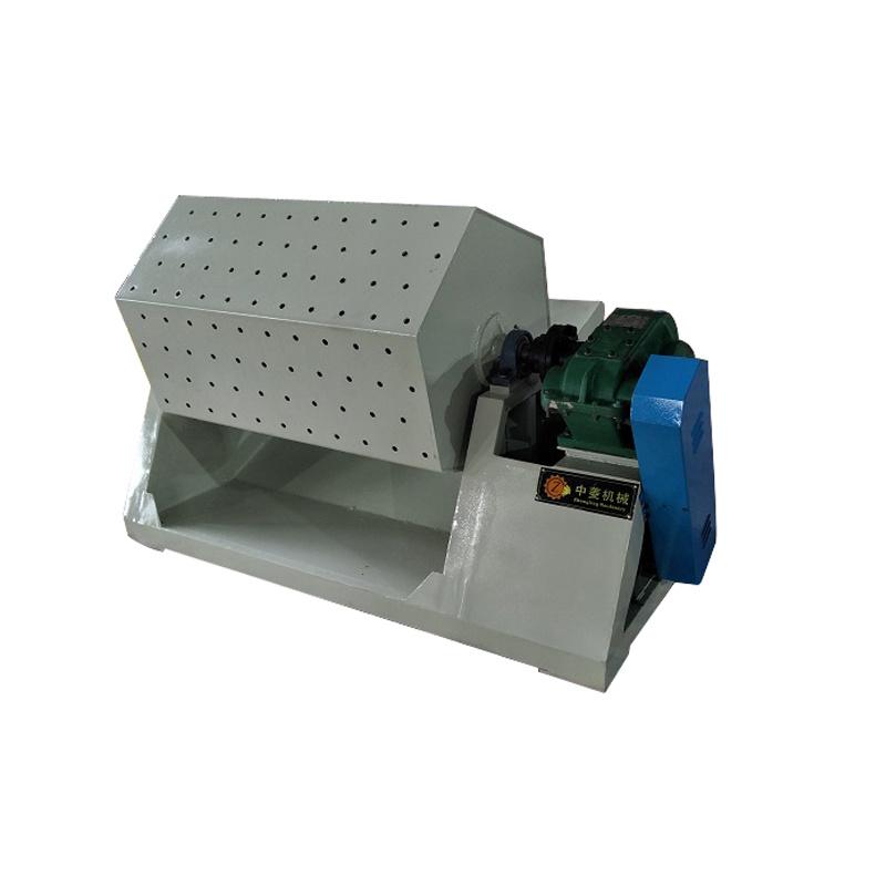 六角滚筒ZL-S700,六角滚筒抛砂设备
