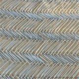 柔性钢丝勾花网-柔性格栅网-钢丝勾花网厂家