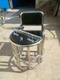 不锈钢软包讯问椅 参数 木质审讯椅
