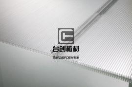 鹽亭縣5mm透明新日陽光板 6mm透明新日陽光板