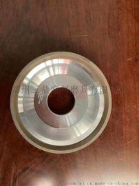 瓦尔特五轴联动磨床专用树脂CBN砂轮高速钢倒角砂轮