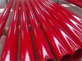 涂塑钢管 四川成都涂塑复合钢管品牌厂家生产
