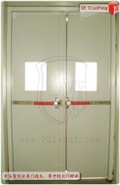 玻璃门适用的天地杆报警逃生锁,钢烤漆天地杆平推锁