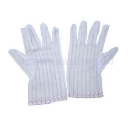 防静电条纹手套无尘手套舒适耐洗涤