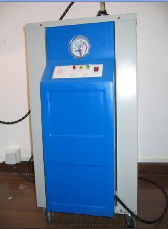 洗衣店半自動蒸汽發生器,乾洗店3千瓦蒸汽發生器