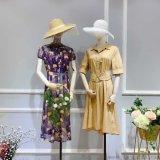 女装西服米祖折扣品牌女装女式棉衣洛可可女装