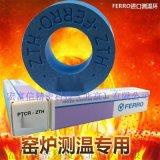 ferro测温环ZTH560-660℃窑炉测温