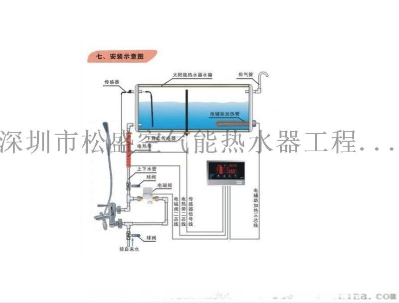 深圳光明新区太阳能热水器t21t
