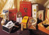 高档纸包塑胶盒手工盒、礼品盒