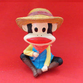天津市石膏娃娃模具 立体石膏彩绘 石膏玩具彩绘