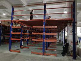 珠海仓储货架厂家 中型仓储货架厂 阁楼平台货架