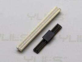 电路板连接器233-0.80mm 板对板 公座双槽