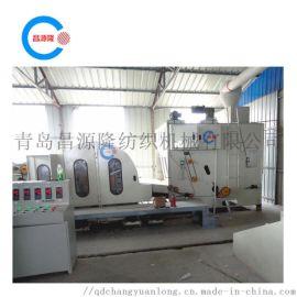 厂家专业供应无胶棉、仿丝棉、硬质棉无纺设备生产线