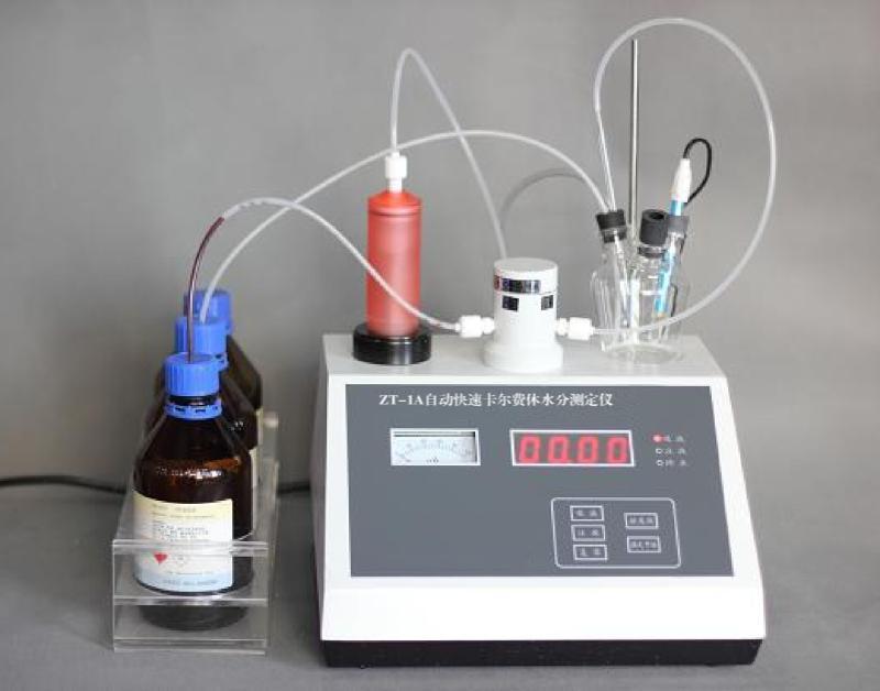 供應青島拓科廠家直銷容量法變壓器油水分儀ZT-1A