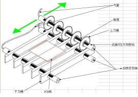 多刀式V-CUT PCB分板机