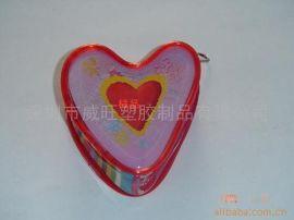 供应 心形PVC骨袋