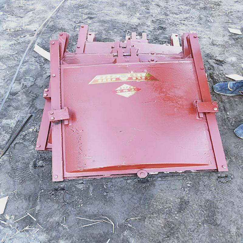 厂家直销 手动铸铁闸门 闸门 铸铁方形闸门 启闭机闸门 品质保障