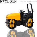 RWYL61N雙輪振動3100Kg路得威小型壓路機廠國際**柴油發動機液壓馬達雙驅行走義大利馬達驅動價格可議 小型壓路機