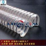 耐磨聚氨脂PUR钢丝软管, 海德堡罗兰印刷机耐高压通风吸尘管55