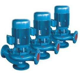 GW管道式排污泵, 太平洋GW管道泵样本