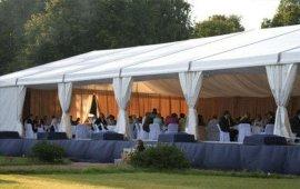 亚太篷房专业制造展览帐篷、婚庆大篷厂家