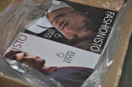 时尚杂志印刷