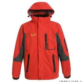 可脫卸防雨保暖衝鋒衣
