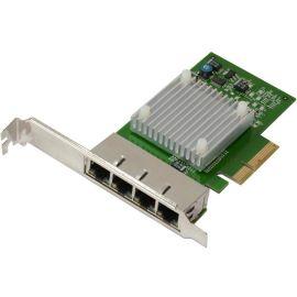 F904T-V1.2 PCI-E千兆电口网卡 四电口光纤网卡 intel82580EB芯片 、国内  4电口千兆网卡 服务器网卡