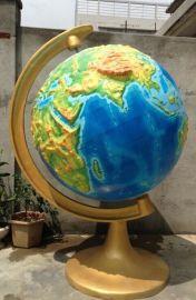 地球仪,大型立体地球仪,景观地球仪