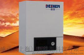 供应德深4KW即热式单采暖炉  电壁挂炉 电采暖炉 电锅炉 电热热水锅炉 电供暖炉