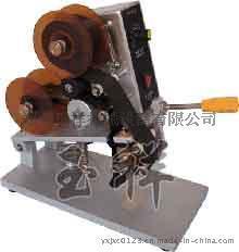 DY-8台式手动色带热打码机制造商-河南郑州玉祥