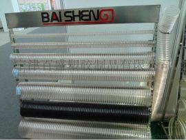 上海烘干机耐高温通风管