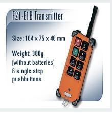 台湾禹鼎发射器(手持)、工业遥控器、行车遥控器F21-E1B