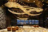现代风格酒店大堂吊灯