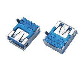 USB 3.0 连接器AF DIP STD