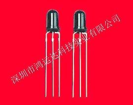 深圳厂家生产全方位顶部遥控接收头HYD2068C顶部红外接收器全方位遥控接收头厂家
