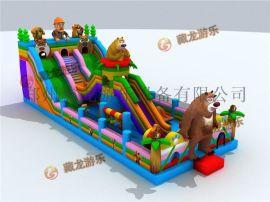 充气城堡滑梯儿童乐园,广场玩具带护网蹦床哪买,厂家直销新款PVC淘气堡,充气城堡滑梯儿童乐园。