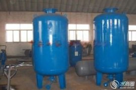 郑州消防气压罐厂家安装尺寸