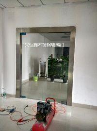 深圳玻璃门 电动玻璃门酒店玻璃门办公室玻璃门