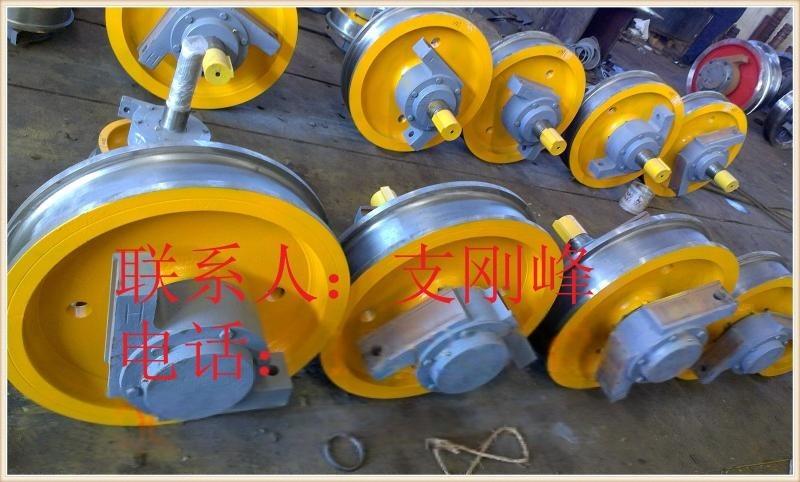 L174/L175 Ø600*180轴承3626车轮组,行车轮,角箱轮,车轮厂家
