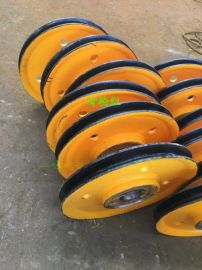 起重机滑轮组|5T铸钢滑轮组|吊钩滑轮组|抓斗用滑轮组|滑轮组图纸|滑轮组价格|亚重