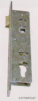 151系列锁体  斜舌-滚珠轴承选配