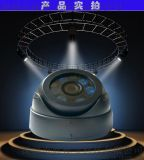 960P畫質車載半球攝像機 帶防滑扣 可內置音頻 外接音頻