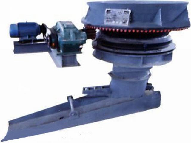 石灰窯自動化旋轉布料器