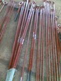 HG/T21629-1999化工部管道支吊架A16吊环型吊杆