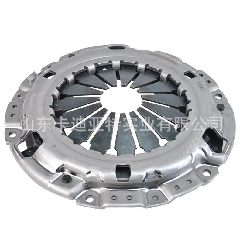 福田 离合器493发动机离合器压盘及壳总成 E049308000009配件图片