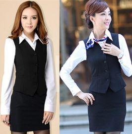 厂家商务装女装行政办公室白领经理领班前台工作服西装