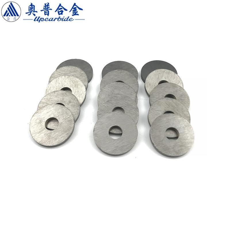 HRA92 YG6X非标耐磨钨钢圆片刀